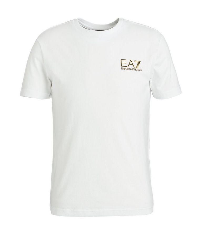 EA7 Cotton T-Shirt image 0