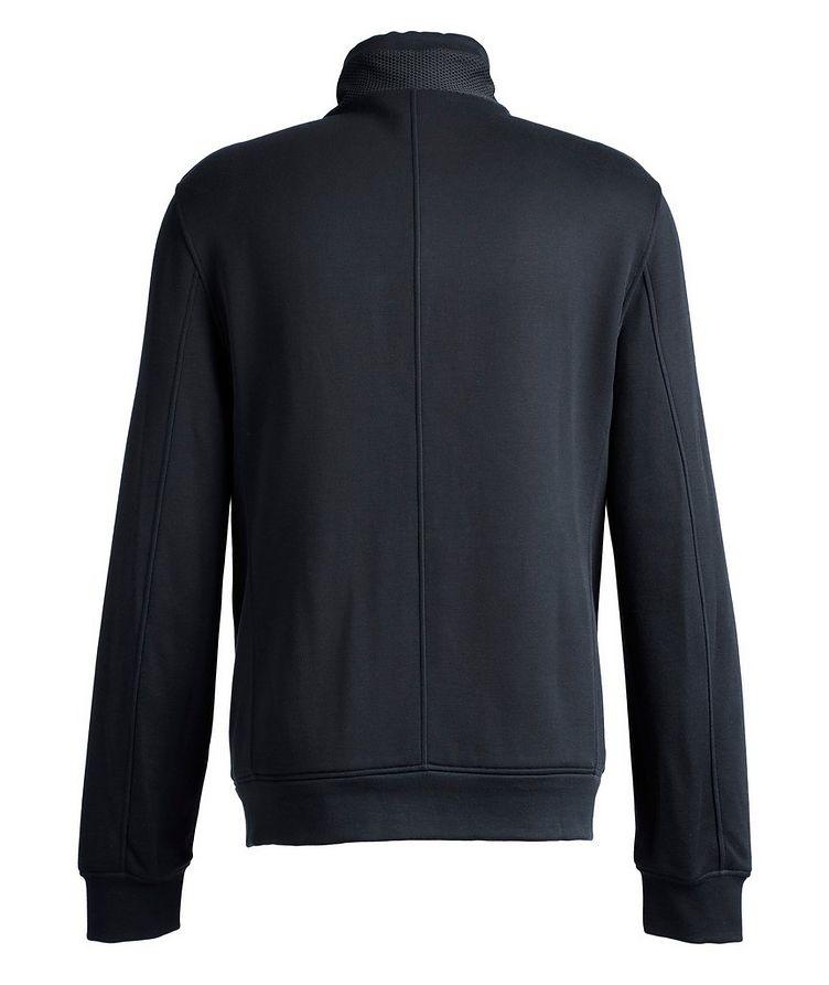 Zip-Up Sweater image 1