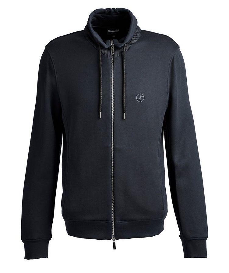 Zip-Up Sweater image 0