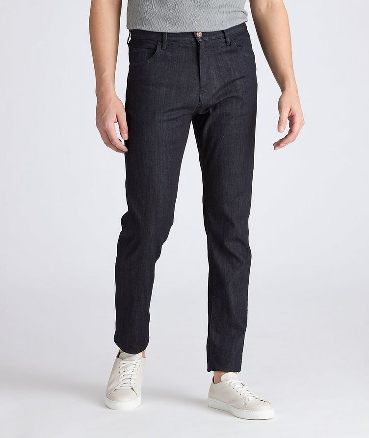 J25 Tapered Stretch Jeans image 1
