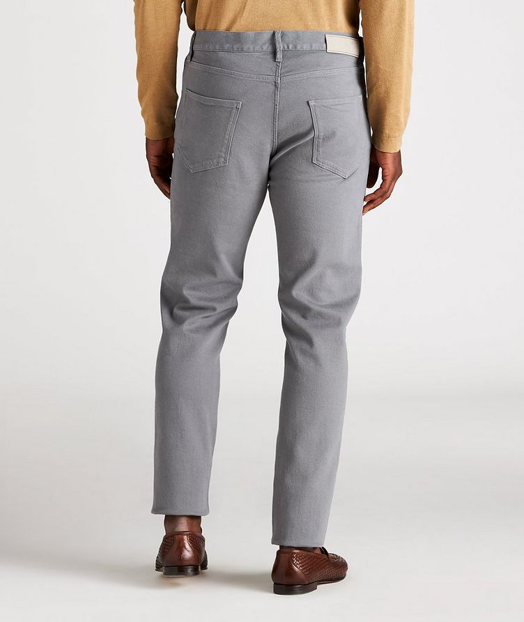 J25 Tapered-Fit Stretch Cotton-Lyocell Jeans image 2