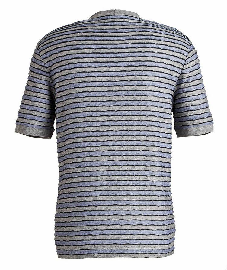 Striped Stretch T-Shirt image 1