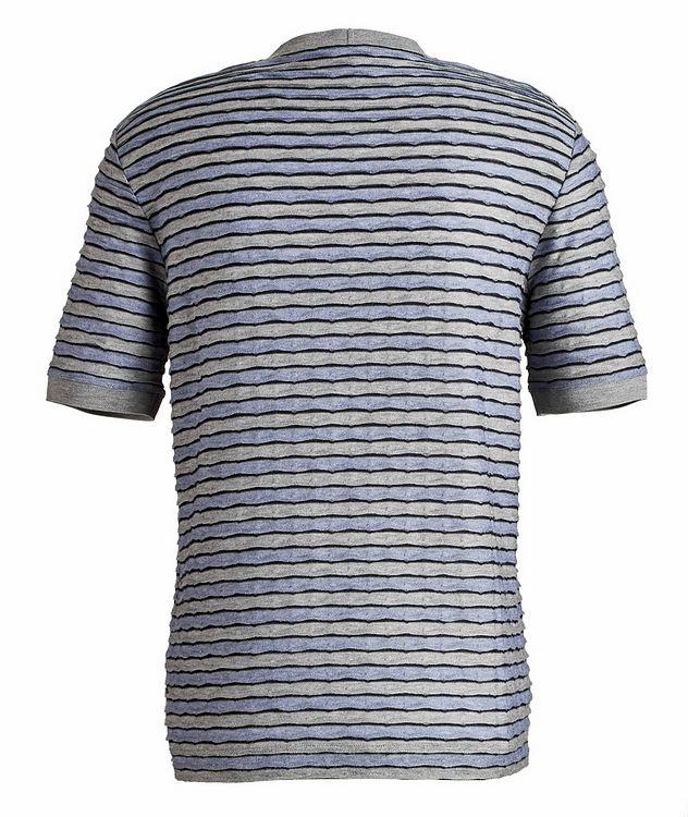 Striped Stretch T-Shirt picture 2