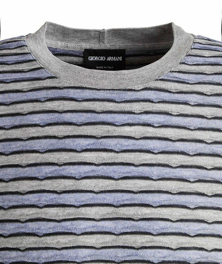 Striped Stretch T-Shirt image 2