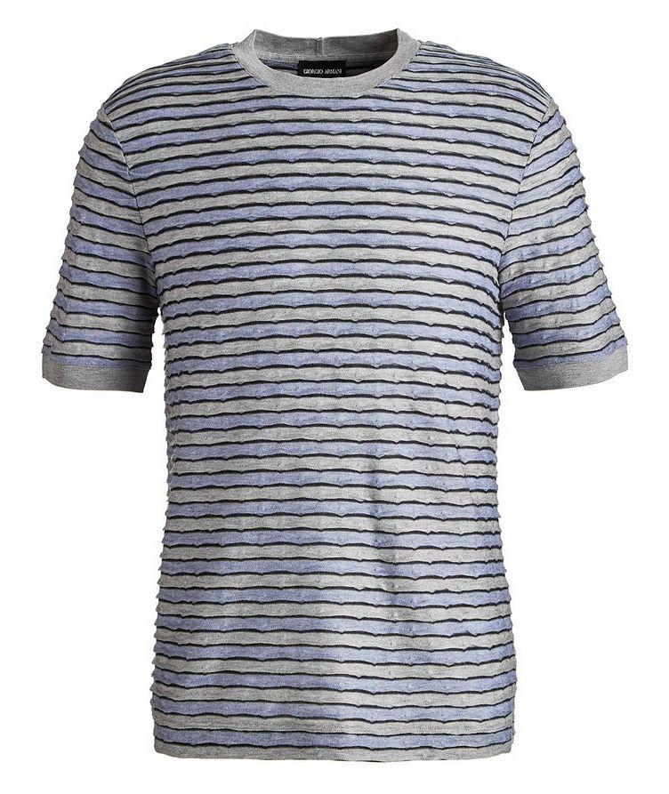 Striped Stretch T-Shirt image 0