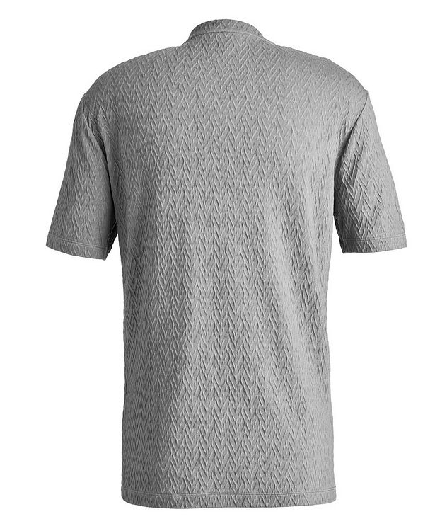 Slim-Fit Stretch-Blend T-Shirt picture 2
