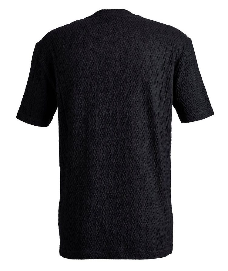 Slim-Fit Stretch-Blend T-Shirt image 1