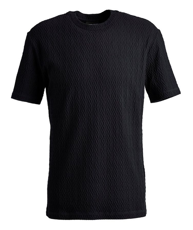 Slim-Fit Stretch-Blend T-Shirt image 0