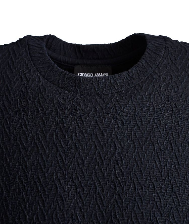 Slim-Fit Stretch-Blend T-Shirt image 2
