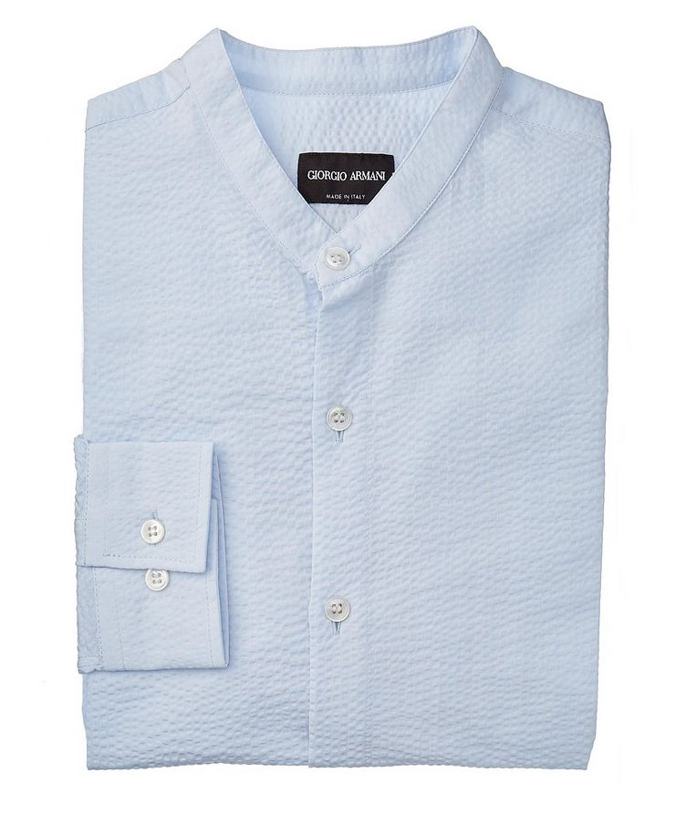 Seersucker Dress Shirt image 0
