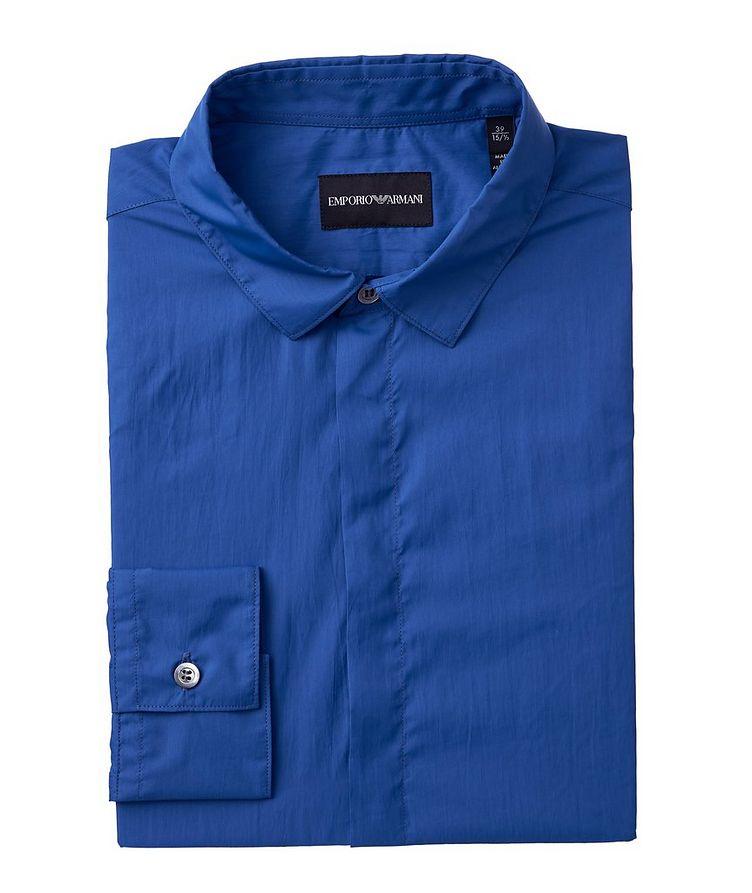 Slim-Fit Dress Shirt image 0