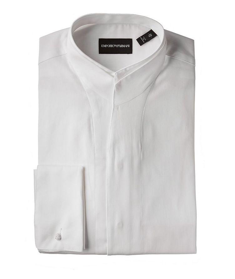 Cotton-Silk Dress Shirt image 0
