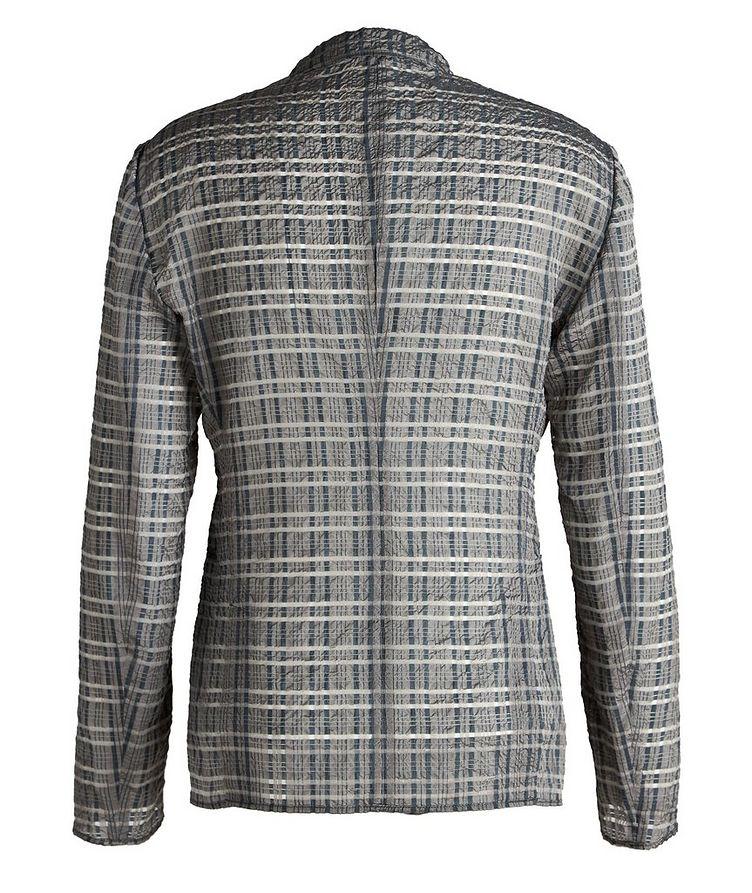 Light Wardrobe Checked Sports Jacket image 1