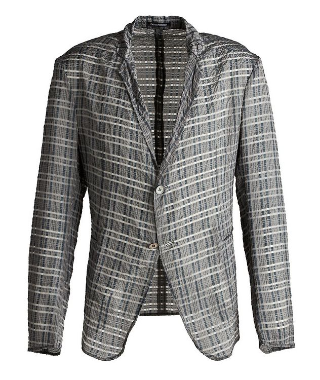Light Wardrobe Checked Sports Jacket picture 1