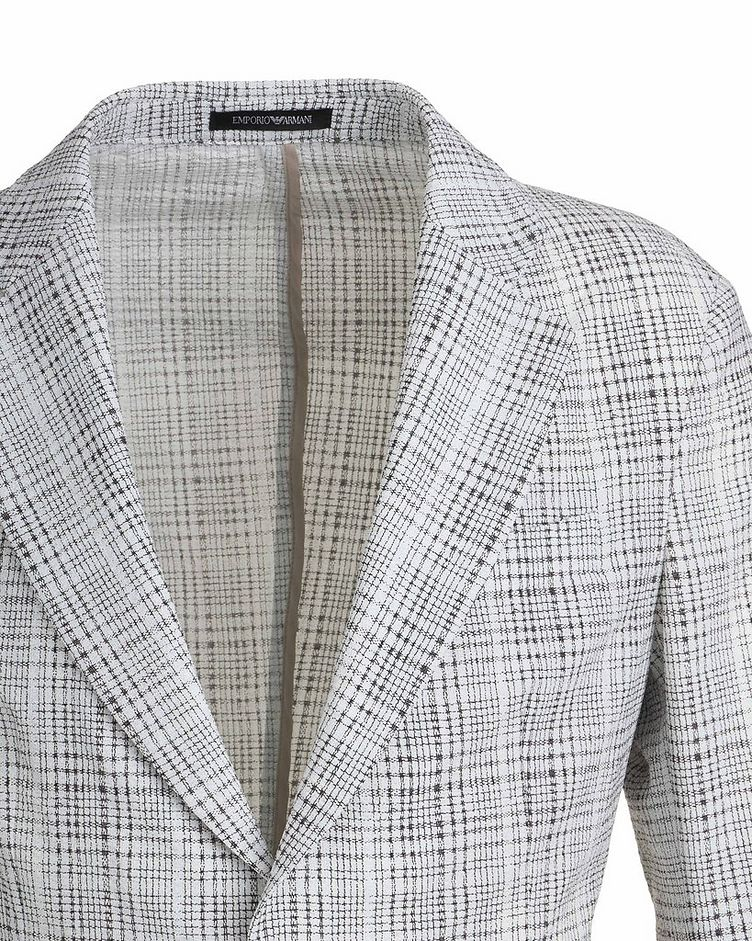 Unstructured Stretch Sports Jacket image 2