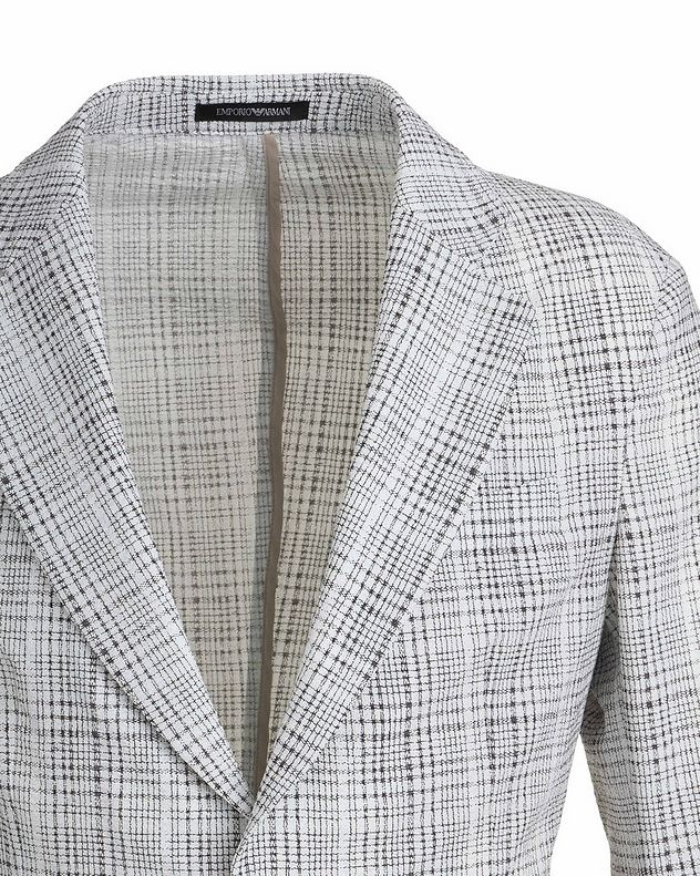 Unstructured Stretch Sports Jacket picture 3