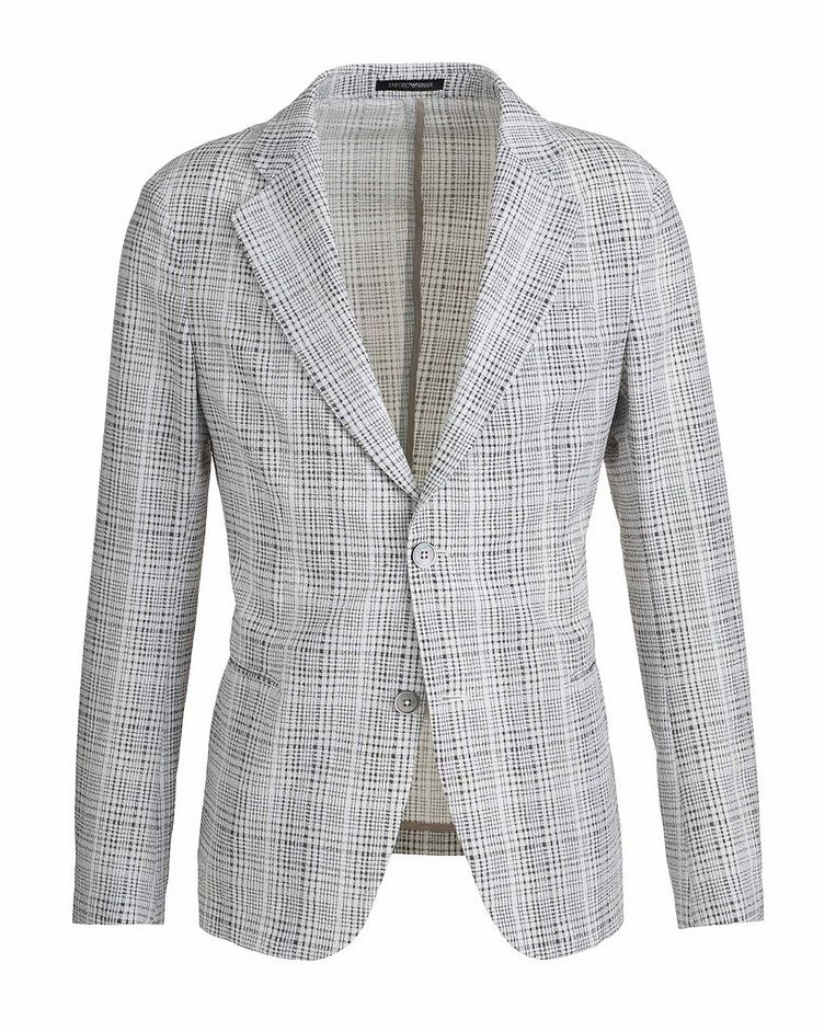 Unstructured Stretch Sports Jacket image 0
