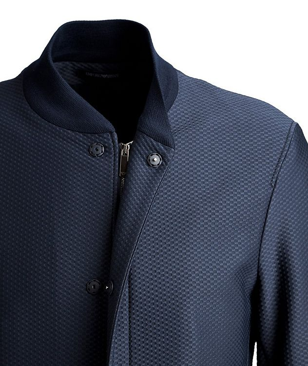 Travel Bomber Sports Jacket picture 3