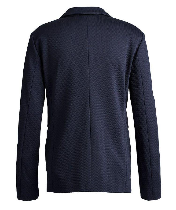 Unstructured Herringbone Sports Jacket image 1