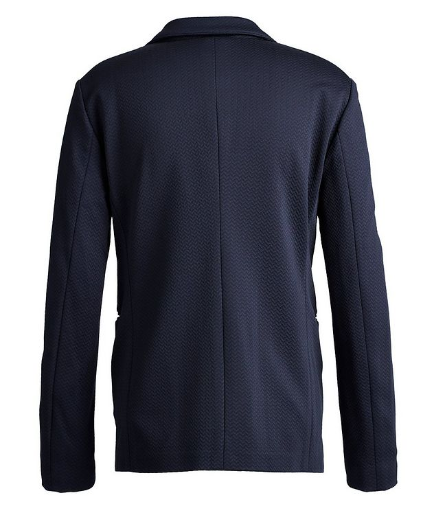 Unstructured Herringbone Sports Jacket picture 2
