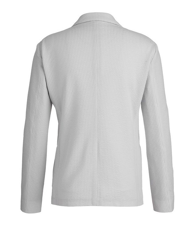 Unstructured Cotton-Blend Sports Jacket picture 2