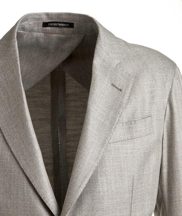 Slim-Fit City Line Sports Jacket image 2