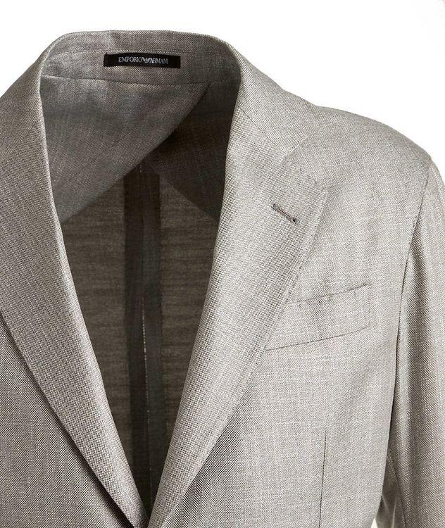 Slim-Fit City Line Sports Jacket picture 3