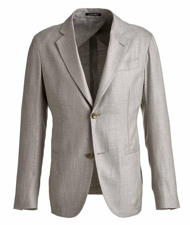 Slim-Fit City Line Sports Jacket picture 1