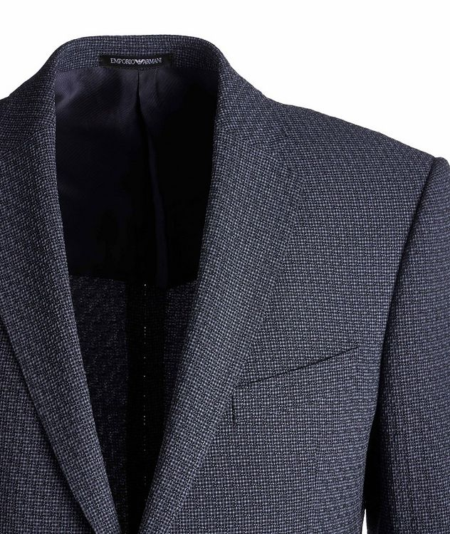 M-Line Wool-Blend Sports Jacket picture 3