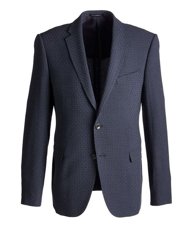 M-Line Wool-Blend Sports Jacket picture 1