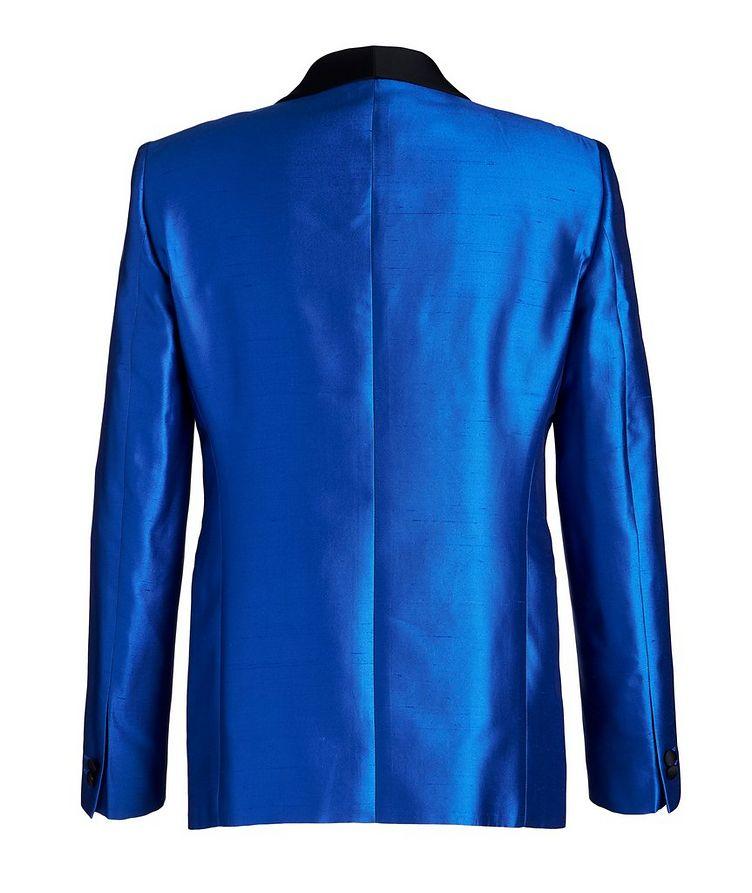 Slim Fit Satin Tuxedo Jacket image 1