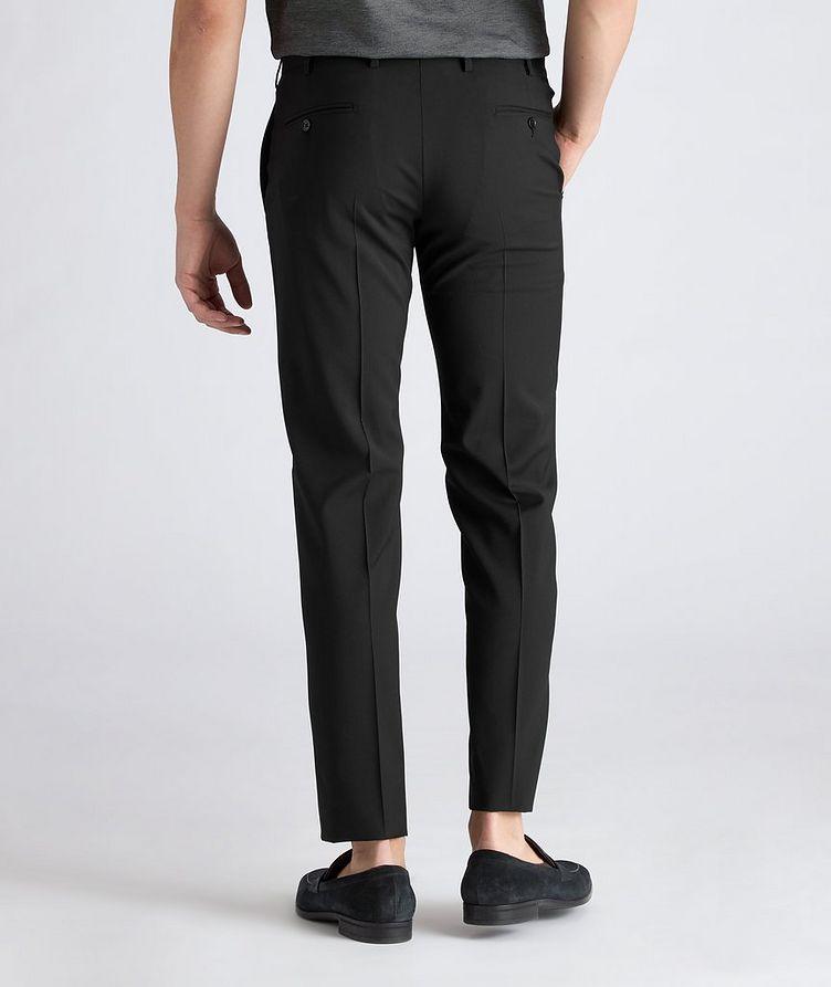 Slim-Fit Wool Dress Pants image 2