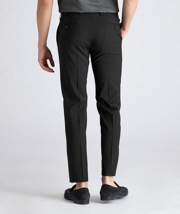 Slim-Fit Wool Dress Pants picture 3