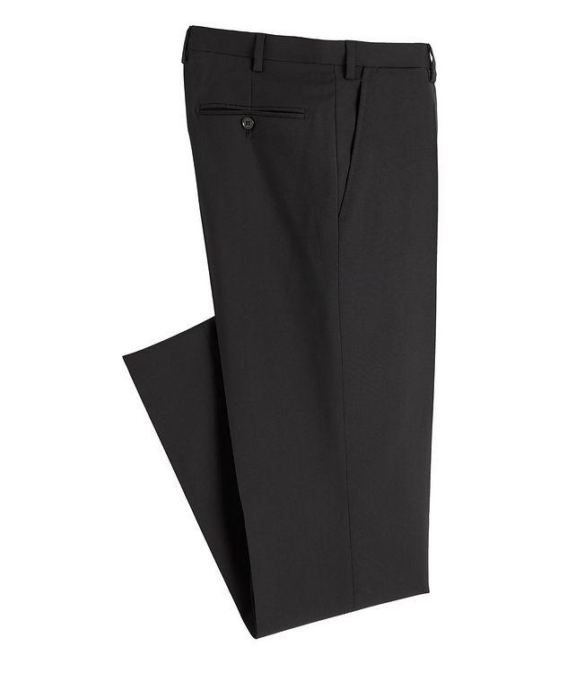 Slim-Fit Wool Dress Pants picture 1