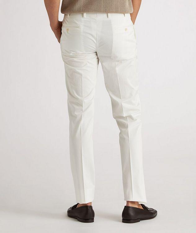 Stretch-Cotton Dress Pants picture 3