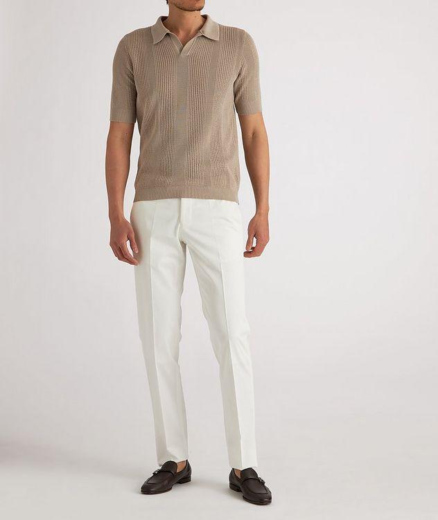 Stretch-Cotton Dress Pants picture 4
