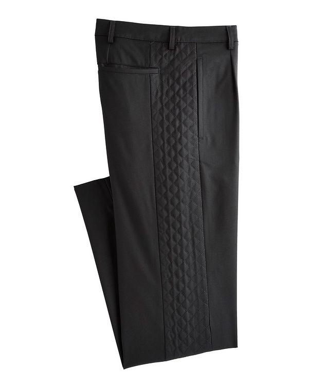 Slim-Fit Wool-Blend Dress Pants picture 1