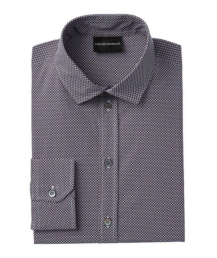 Slim-Fit Cotton Shirt image 0