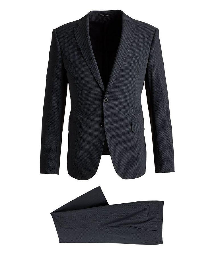 M Line Stretch Suit image 0