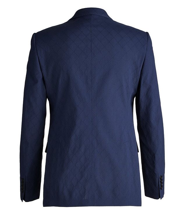 M-Line Diamond Wool-Blend Suit picture 2