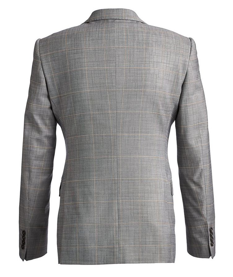 M-Line Windowpane Suit image 1