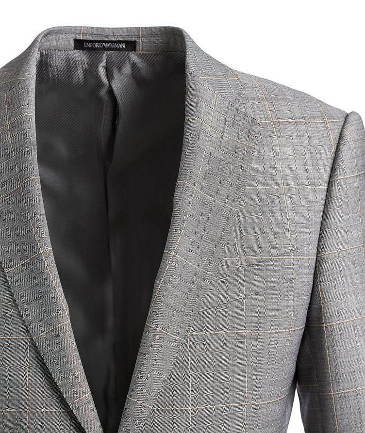 M-Line Windowpane Suit image 2