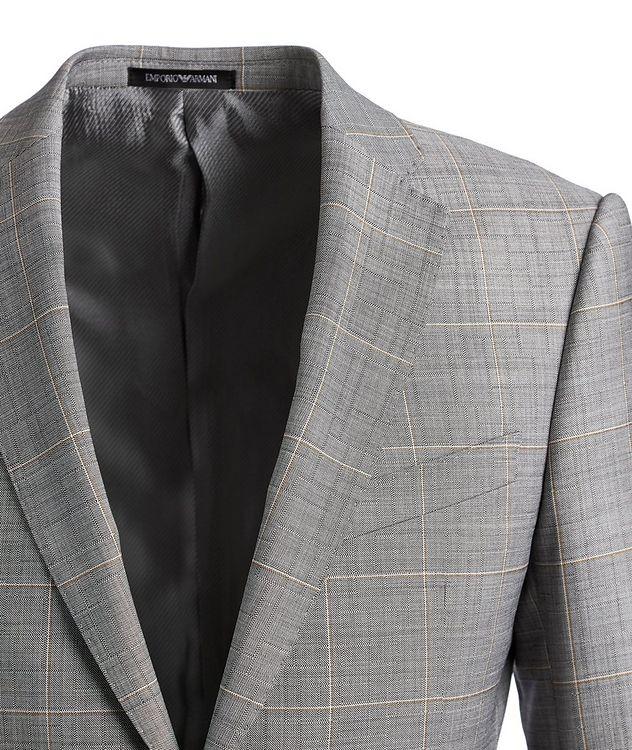 M-Line Windowpane Suit picture 3