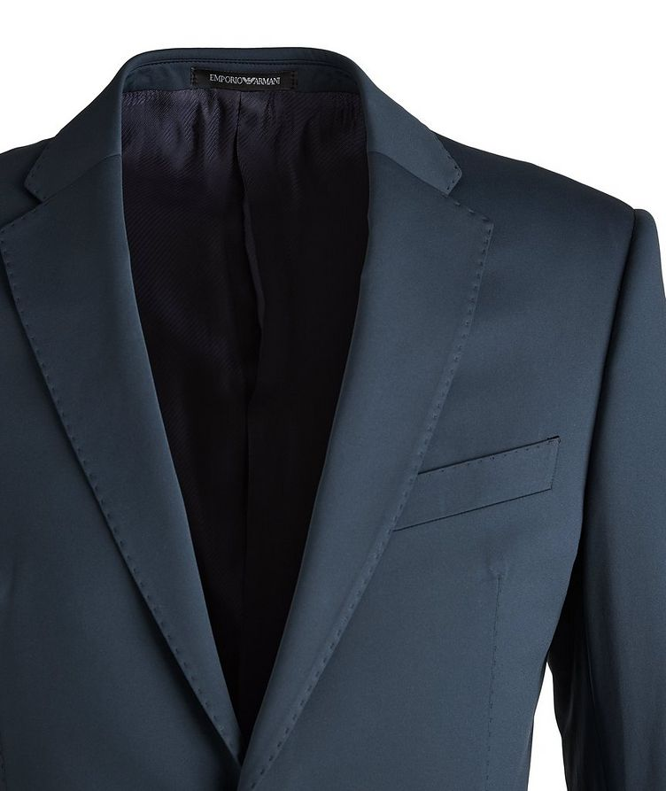 M-Line Contemporary Fit Suit image 2
