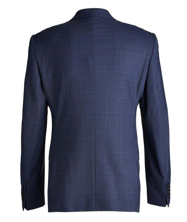 M-Line Contemporary Fit Wool Suit picture 2
