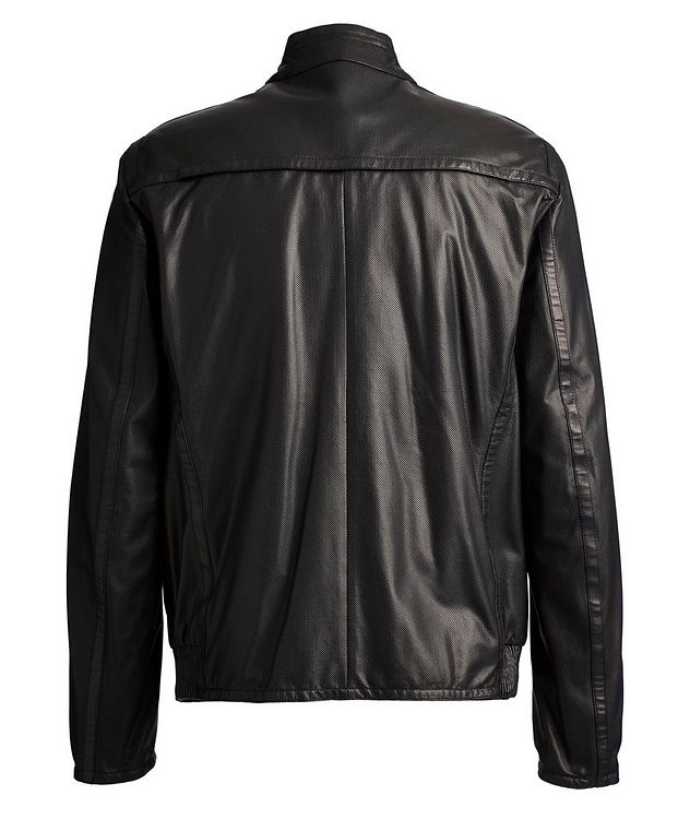 Reversible Leather Jacket picture 2