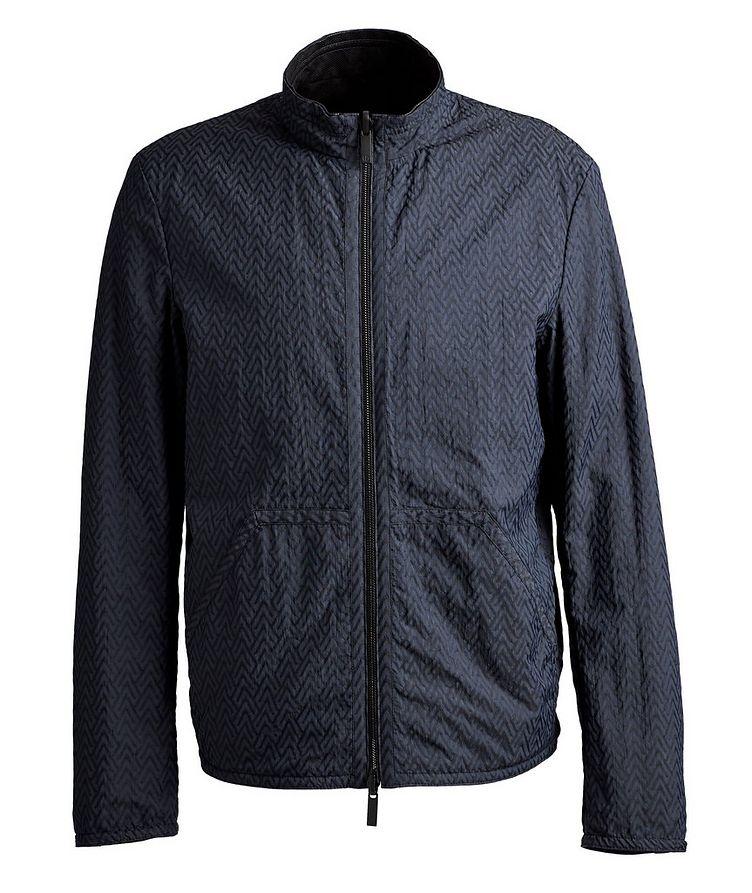 Reversible Leather Jacket image 3
