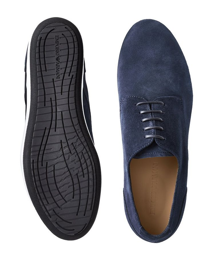 Suede Derbies image 2