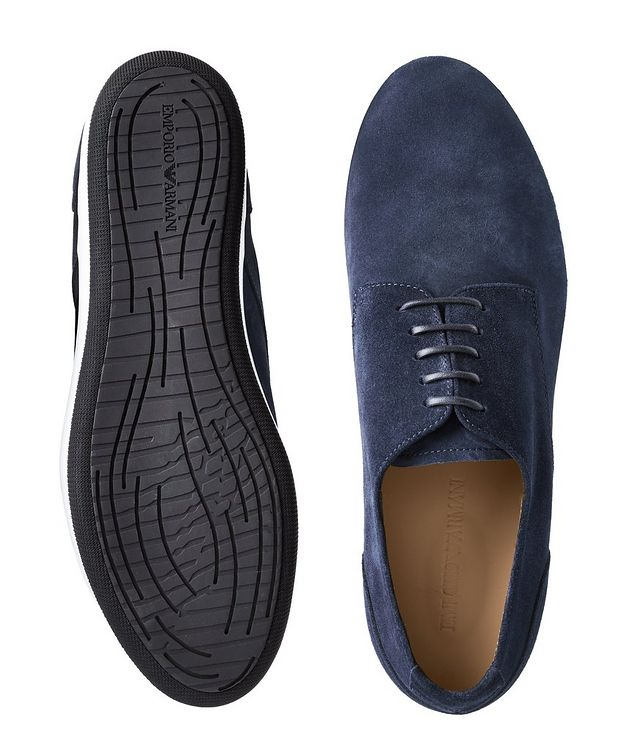 Suede Derbies picture 3