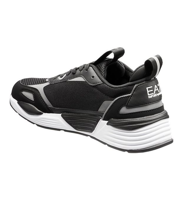 EA7 Ace Reflective Sneakers picture 2